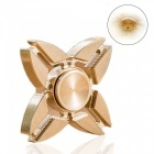 OJADE Fidget Hand Spinner Triangle Torqbar Brass Finger Toy for EDC