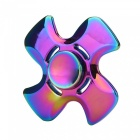 OJADE Rainbow Hand Spinner Fidget Fingertip Gyro Toy - Colorful
