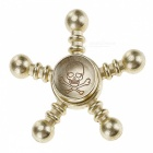 Dayspirit Pirates Style Fidget Stress Relief Hand Spinner - Golden