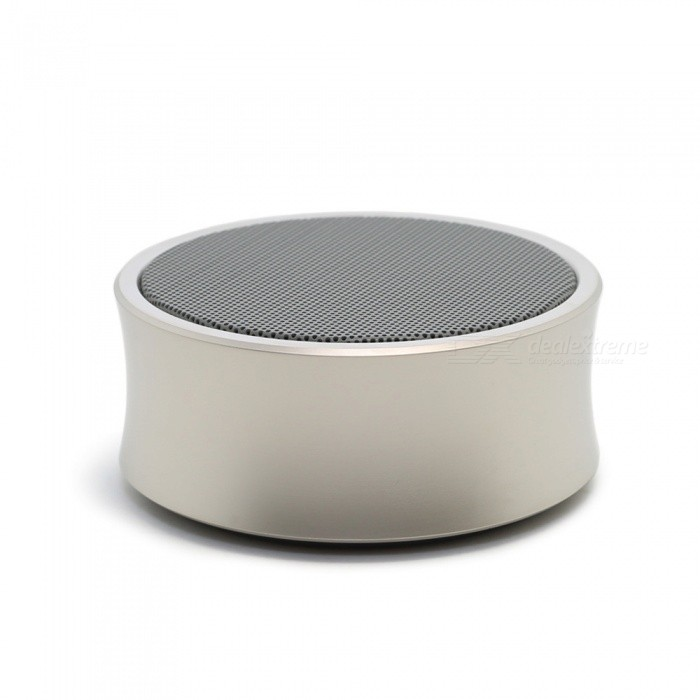 KELIMA Mini Portable Stereo Bluetooth Speaker - Silver