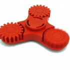 OJADE ABS Fidget Hand Spinner Finger Toy - Red
