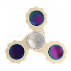 OJADE Fidget Hand Spinner EDC Focus Stress Relief Toy - Golden