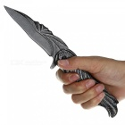 Outdoor Camping Tactical Folding Knife - Black