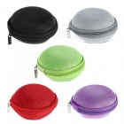 Round Fingertip Gyro Storage Box for Storing Small Items - Red