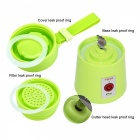 Electric Juice Squeezing Cup - Green