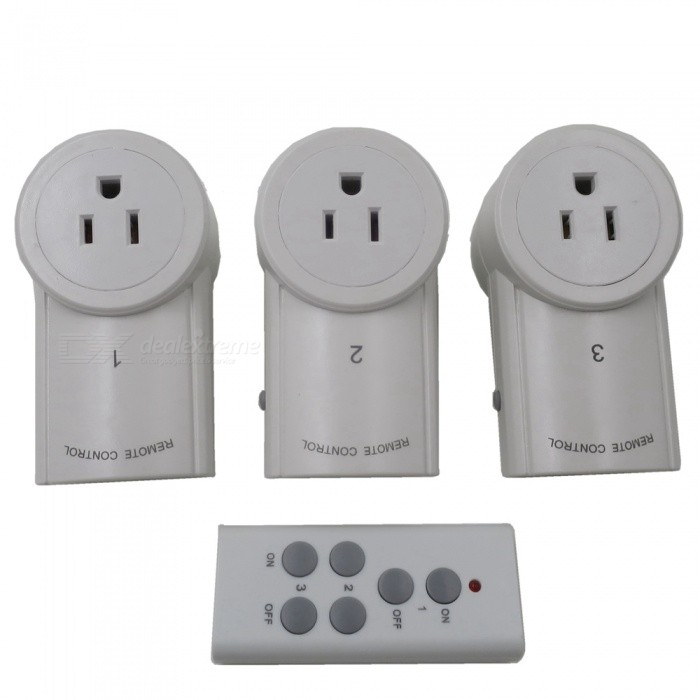 SZFC Wireless Eemote Control Electrical Outlet for Household Appliance