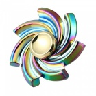 OJADE Tornado Shaped Hand Spinner Fidgets Fingertip Gyro - Colorful