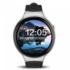 JSBP I4 Plus Mass Android 5.1 1GB 16GB 3G Smart Watch Phone - Silver