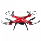 LIDIRC L15 Wi-Fi FPV 4CH 6-Axis RC Quadcopter with 0.3MP Camera - Red