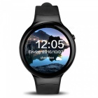JSBP I4 Plus Mass Android 5.1 1GB 16GB 3G Smart Watch Phone - Black