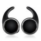R160 TWS Type Wireless Bluetooth V4.1 Headset - Black