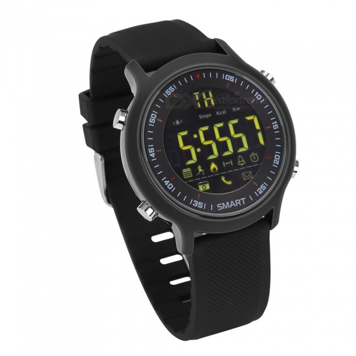 EX18 5ATM Waterproof Bluetooth V4.0 Smart Watch with ...