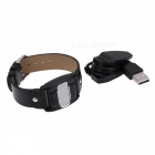 "Smart V3 0.68"" OLED Screen Bluetooh bracelet bracelet - noir"