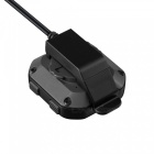 GPS Bike Computer Charging Line for Garmin Edge25, edge 20 - Black