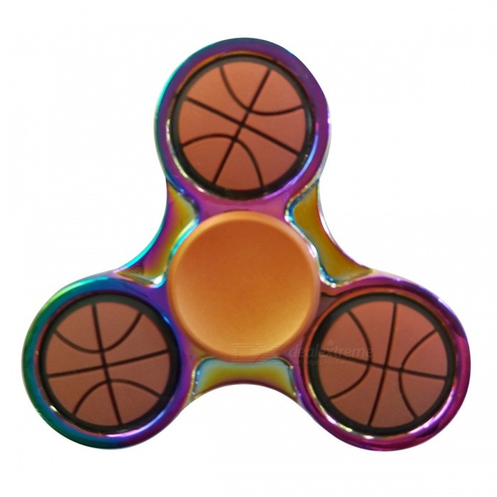 Dayspirit Basketball Style Finger Stress Relief Gyro Rotator Toy