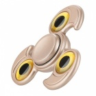 OJADE Eagle Eyes Style EDC Focus Finger Spielzeug Fidget Spinner-golden