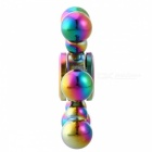 Day Spirit Rainbow Gourd Finger Stress Relief Gyro Rotator Toy