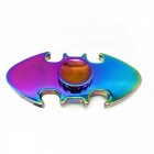 Dayspirit Rainbow Bat Style Finger Stress Relief Gyro Rotator Toy