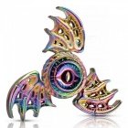 Mr.northjoe Eagle Eye Wings Style EDC Hand Spinner Toy - Multicolor