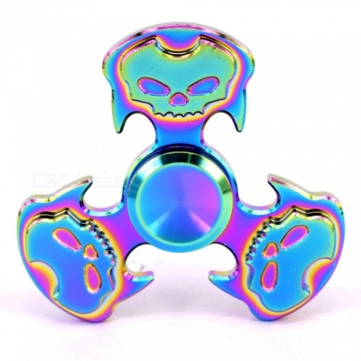 Mr.northjoe Three-Ghost Style EDC Hand Spinner Toy - Multicolor