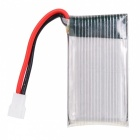 ENGPOW Four 3.7V 500mAh Lipo Batteries with Charger for Syma X5A X5C