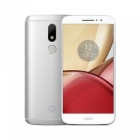 Motorola MOTO M Android 6.0 Smartphone with 4GB RAM, 32GB ROM - Silver