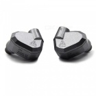 KZ ZS5 2DD+2BA Hybrid HIFI In-Ear Earphone for Running Sports - Grey