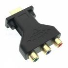Cwxuan 1080P HDMI till AV CVSB Video Adapter - Svart