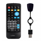 Kitbon Multimedia IR Remote Controller with USB Receiver for PC HTPC