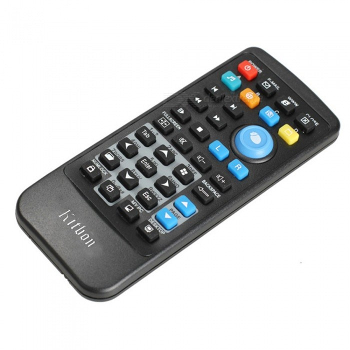 how to use pc remote receiver