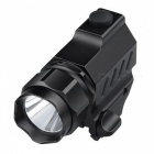 Trustfire G02 XP-G R5 2-Mode Tactical Flashlight for Hunting - Black