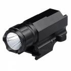 Trustfire P10 XP-G R5 2-Mode Tactical Flashlight for Hunting - Black