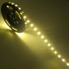 SZFC 5m 300-LED Warm White Non-Waterproof LED Strip with Power Adapter