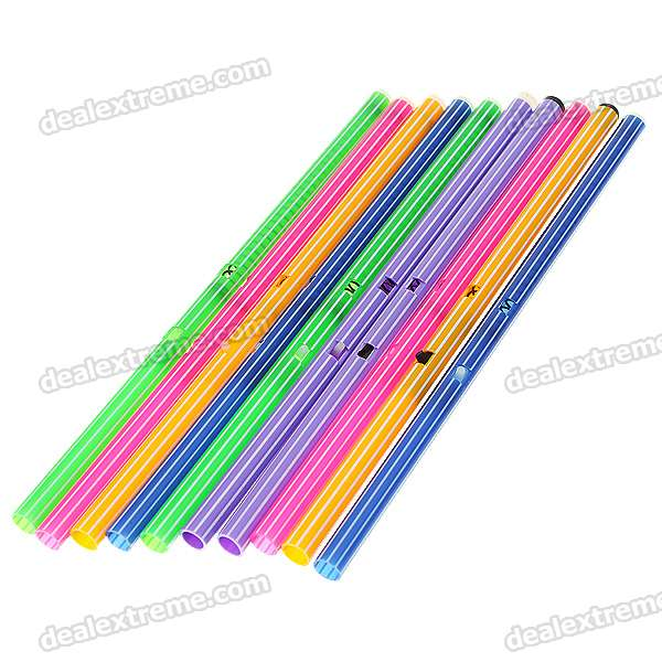 Plastic Arrow Launch Toy - Color Assorted (10-Set)