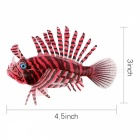 AM0032 Aquarium Decorative Floating Fish - Red