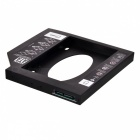 BSTUO 2.5 inch 12.7mm SATAO HDD SDD Caddy for Laptop Optical Drive