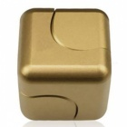 ZHAOYAO Magic Cube Hand Spinner Square Finger Gyro - Golden