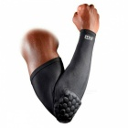 MLD LF-1144 Outdoor Sports Ice Silk Elbow Brace Support - Black (M)