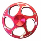 Dayspirit Wheel Shaped Stress Relief Finger Gyro Rotator - Red