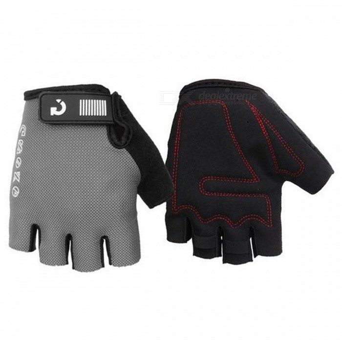 H1 Pair Bicycle Bike Cycling Motorcycle Full Finger Gloves