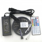 SZFC Non-Waterproof 5M 40W RGB Changing LED Strip Light With Remote