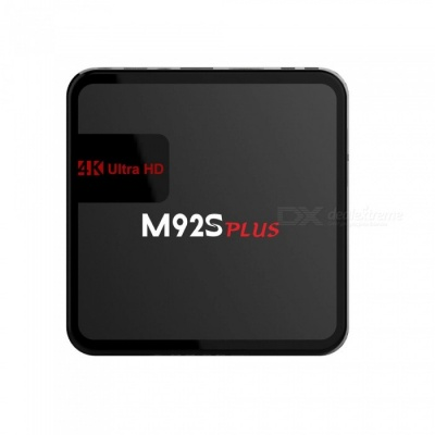M92S Plus Octa-Core Android 7.1.1 TV Box with 2GB DDR3, 16GB ROM