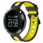 DOMINO DM58  IP68 Waterproof Smart Bracelet - Yellow