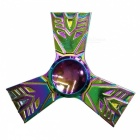 Dayspirit Transformers Style Fidget Releasing Hand Spinner -Multicolor