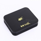 Int box i5 HD 4K TV Box with 2GB RAM, 8GB ROM - Black (EU Plug)