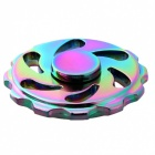 Mr.northjoe Wheel Style Fidget Relief Toy EDC Hand Spinner - Colorful