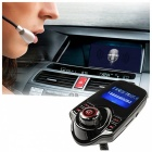 T10 AUX Bluetooth Car Charger Handsfree FM Transmitter