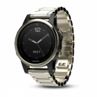 GARMIN Fenix 5S Sapphire HR Smart Watch - Champagne + Black