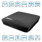 M8S PRO Android 7.1 Octa-core TV Box with 3GB RAM, 16GB ROM (US Plugs)