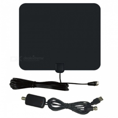 Ultrafire cjh-118a TV HDTV Antenna - Black